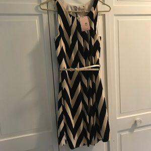 ModCloth Great Wavelengths Dress Size Small